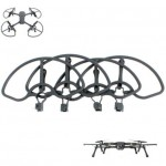 DJI MAVIC PRO Propeller Guards Protectors Shielding Rings with New Cat Feet Landing Gear Stabilizers