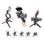 DJI Mavic Pro / Platinum Accessories 2in1 Handheld Holder & Portable Tripod Gimbal, Extended Stabilizer Hand held Mount