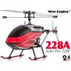 Nine Eagles (NE-R/C-228A-SOLO-PRO-R) Solo Pro 228P 4CH Helicopter RTF (Red) - 2.4GHzNine Eagles Helicopters
