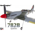 Nine Eagles (NE-R/C-782B) 4CH Splitfire Brushless Airplane RTF - 2.4GHz