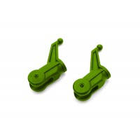 Nine Eagles (NE400575) Metal Rotor Clip Set (Green)