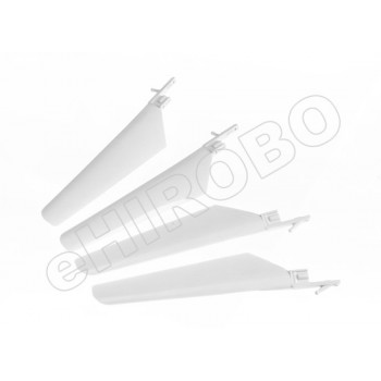 Nine Eagles (NE4210005) Main Rotor Blades (White)Nine Eagles 210A Parts