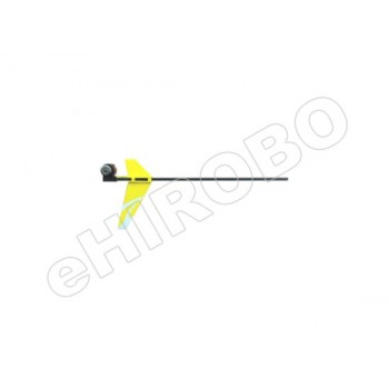 Nine Eagles (NE4260016) Tail Blade Support (Yellow)Nine Eagles 260A Parts