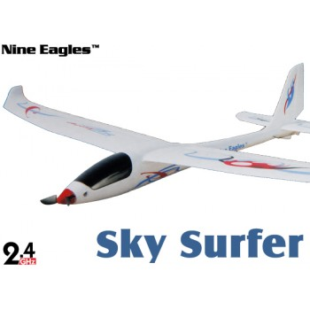 Nine Eagles (NE-R/C-781B) 4CH SKY SURFER RTF Airplane - 2.4GHzNine Eagles