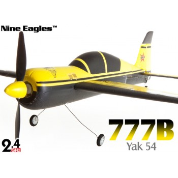 Nine Eagles (NE-R/C-777B) 4CH Yak54 RTF Ariplane - 2.4GHzNine Eagles
