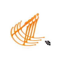 Nine Eagles (NE400840) Propeller Protector Set (Orange)