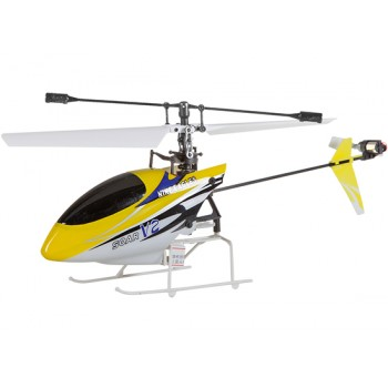 Nine Eagles (NE-30226024021) 4CH SOAR PRO V2 (SOLO PRO V-260A) Micro Helicopter without transmitter (Yellow) - 2.4GHzNine Eagles Helicopters