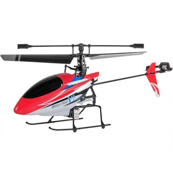 Nine Eagles (NE-30226024024) 4CH SOAR PRO V1 (SOLO PRO V-260A) Micro Helicopter without transmitter (red) - 2.4GHz**Crazy Sales